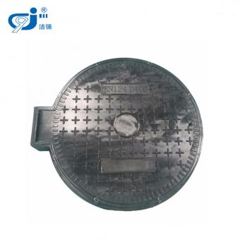 Hinged SMC Manhole Cover